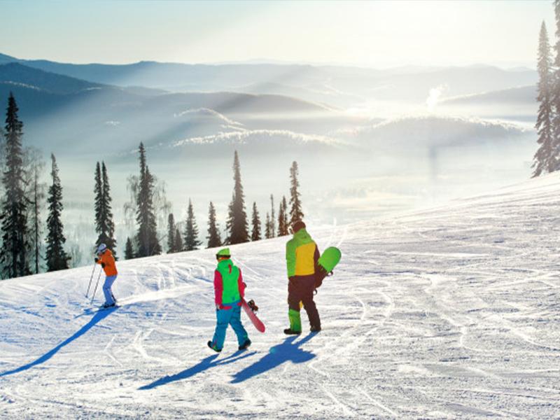 Oltre allo sci