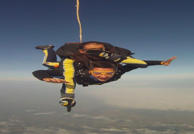 Tandem paracadute