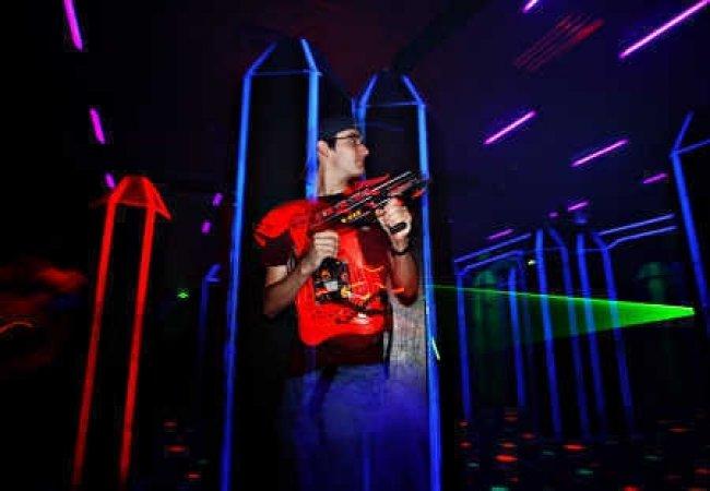 Attrezzature laser tag
