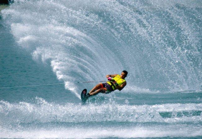 Sciare sull'acqua