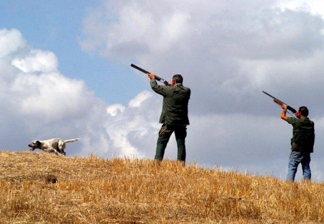 Appassionati di caccia