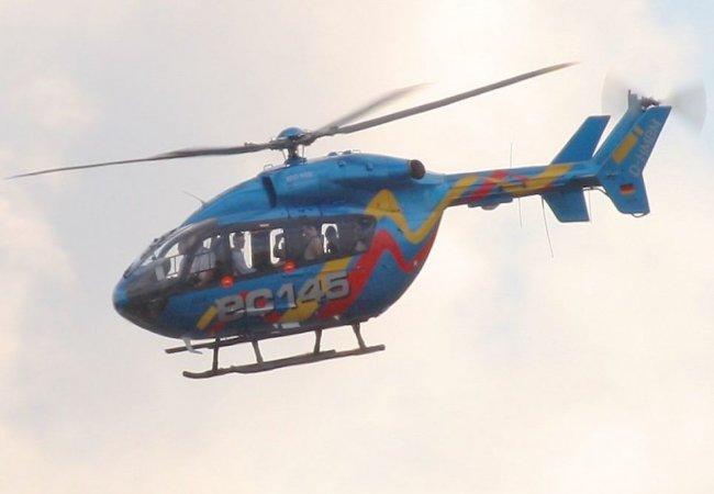 Volo in elicottero